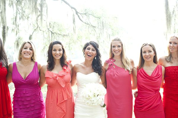 Bright Coloured Bridesmaid Dresses: Best 25+ Bright Bridesmaid Dresses Ideas On Pinterest
