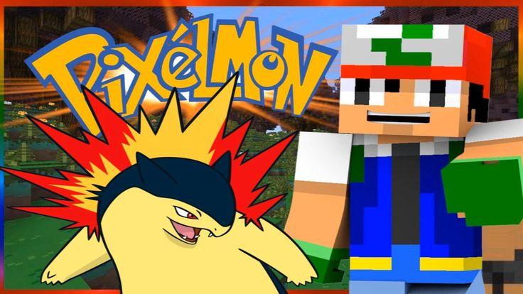 SEARCHING THE FAR AND WIDE! - PIXELMON #8 (Pokemon Minecraft Mod) /W KIL...