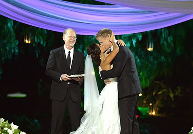 Catherine Giudici Bridesmaids   ... Know About Sean Lowe and Catherine Giudici's Wedding - The Knot Blog