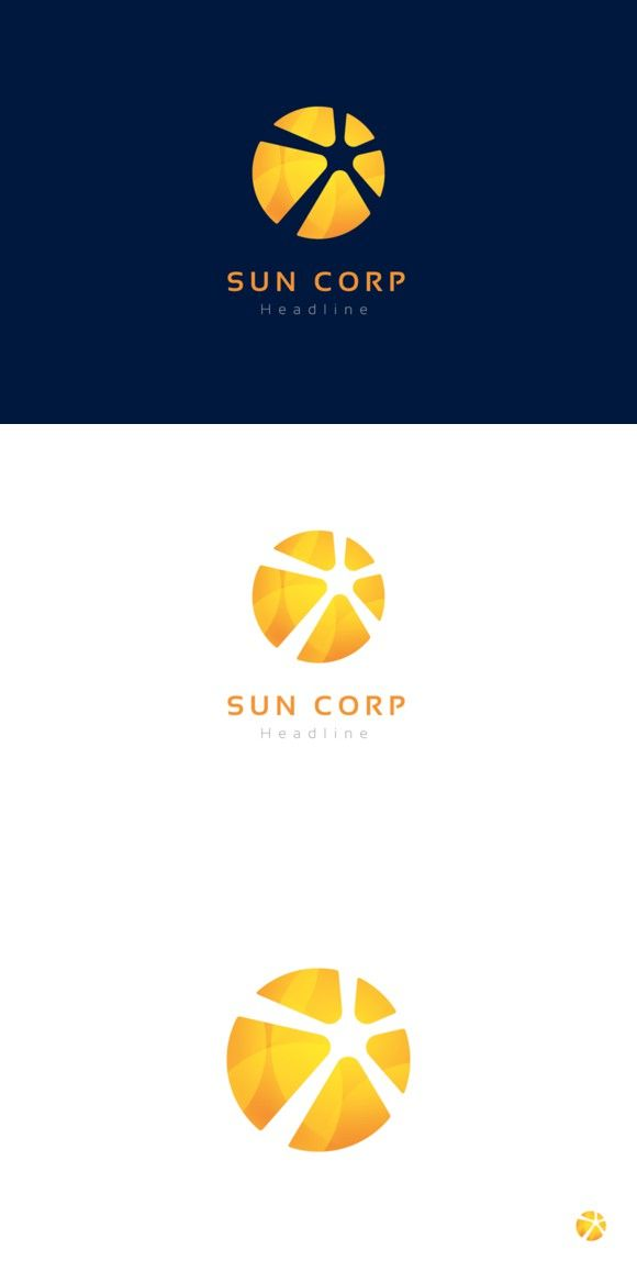 Sun corporation logo.                                                                                                                                                     More