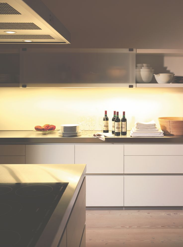20 best b1 la cuisine blanche et pure images on. Black Bedroom Furniture Sets. Home Design Ideas
