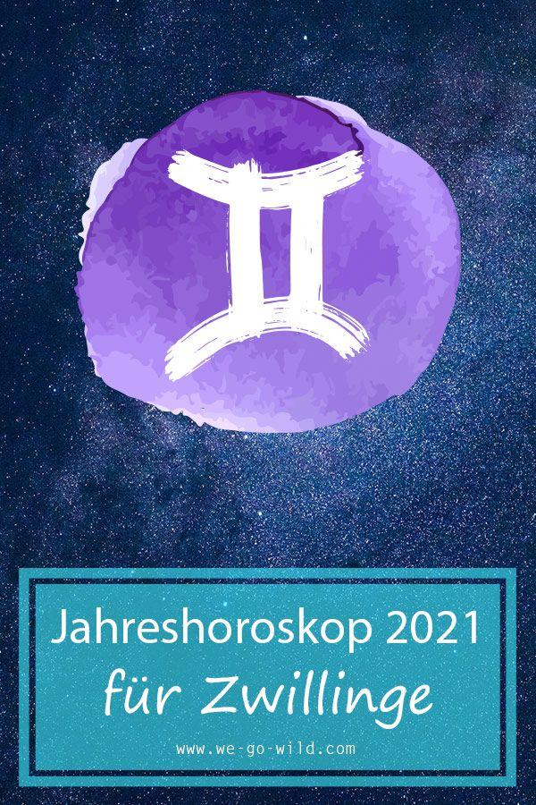 Zwilling Horoskop 2021