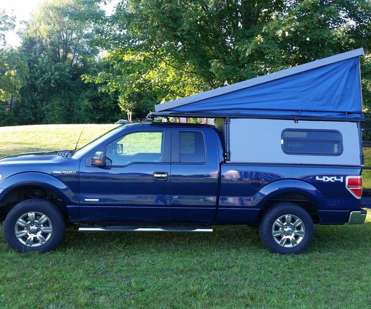 box tent truck camper