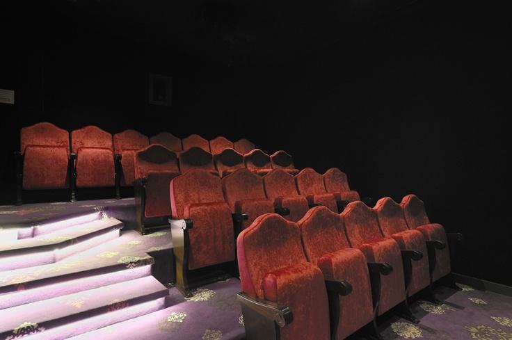 Hotel cinema at the Wellness- & Spa-Hotel Ermitage