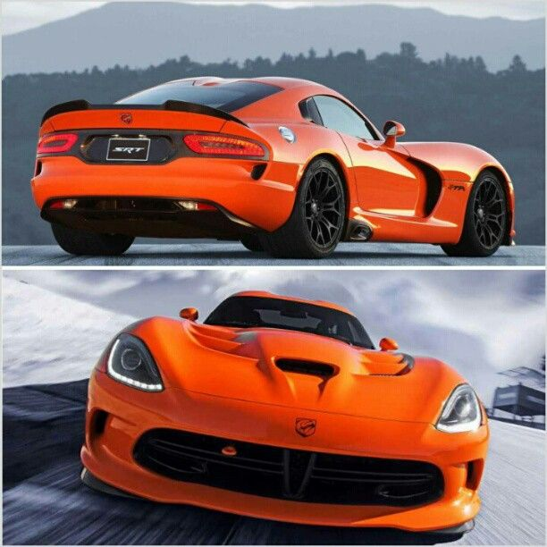 Sensational SRT Viper - for more awesome car pics click on the pic.