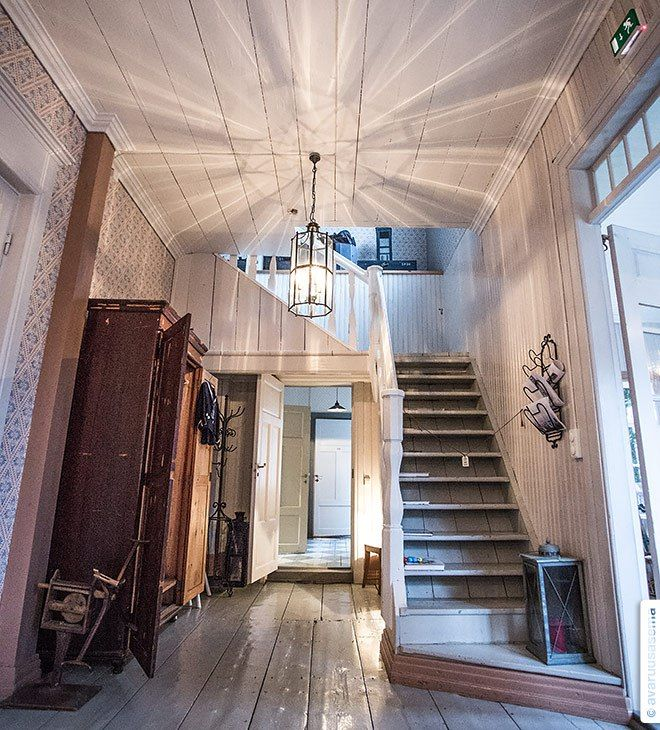 Westerby Gård hallway #visitsouthcoastfinland #westerbygård #Finland #beautiful #light