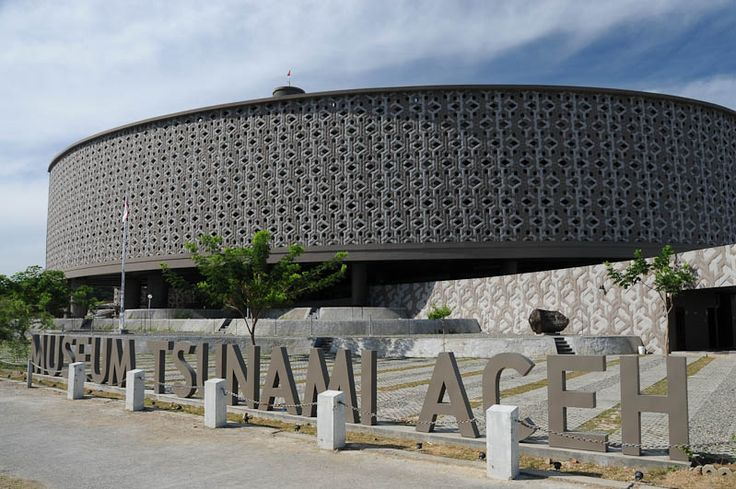 Tsunami Museum, Banda Aceh, Sumatra, Indonesia, Indonesien