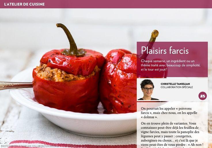 Plaisirs farcis - La Presse+