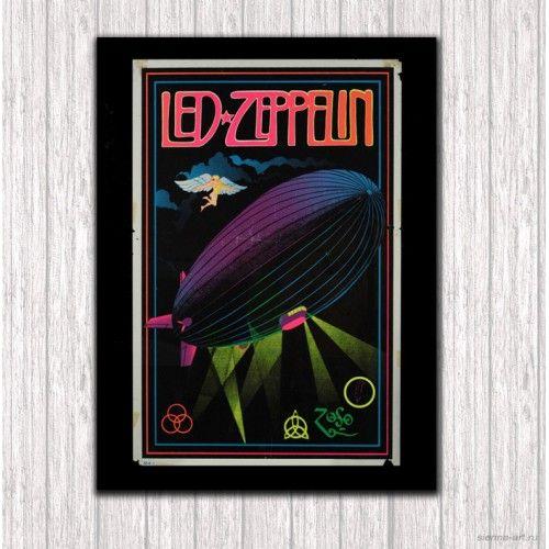 """Led Zeppelin, """"Black Light"""""""