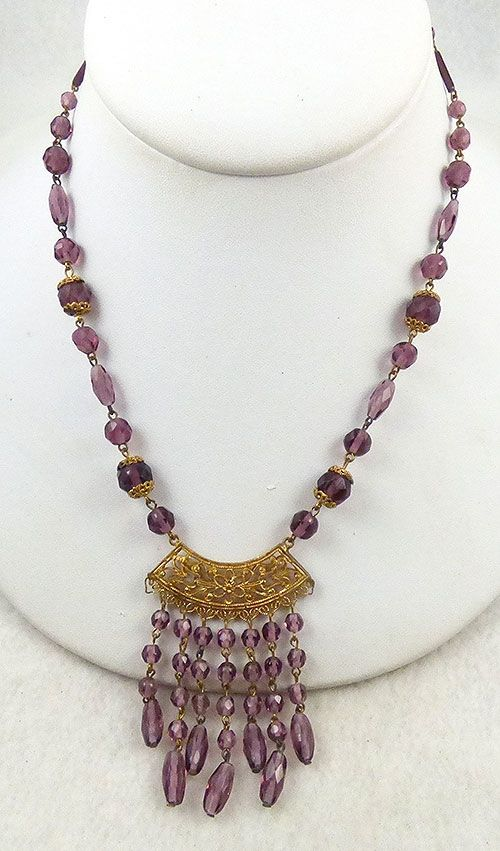 17 Best Images About Vintage Czech Jewelry On Pinterest