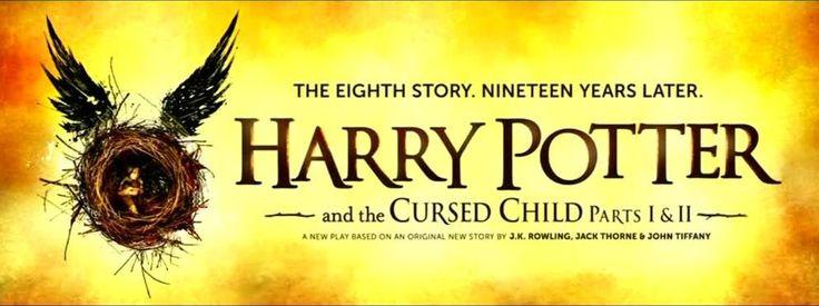 Der stark umstrittene 8. Teil von Harry Potter ist ein Muss für jeden echten Fan. https://bookpalast.wordpress.com/2016/10/08/harry-potter-and-the-crused-child/