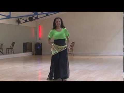 Cours de danse orientale Style Baladi (8/8) - Chorégraphies - YouTube