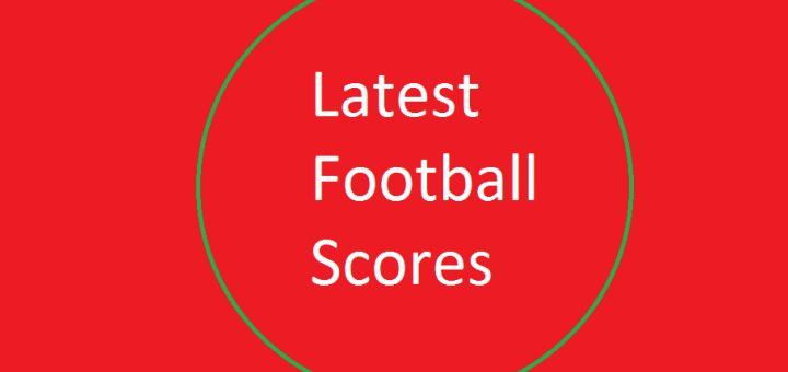 Latest Football Results