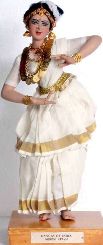 Dance of India,Mohini Aattam,Kerala
