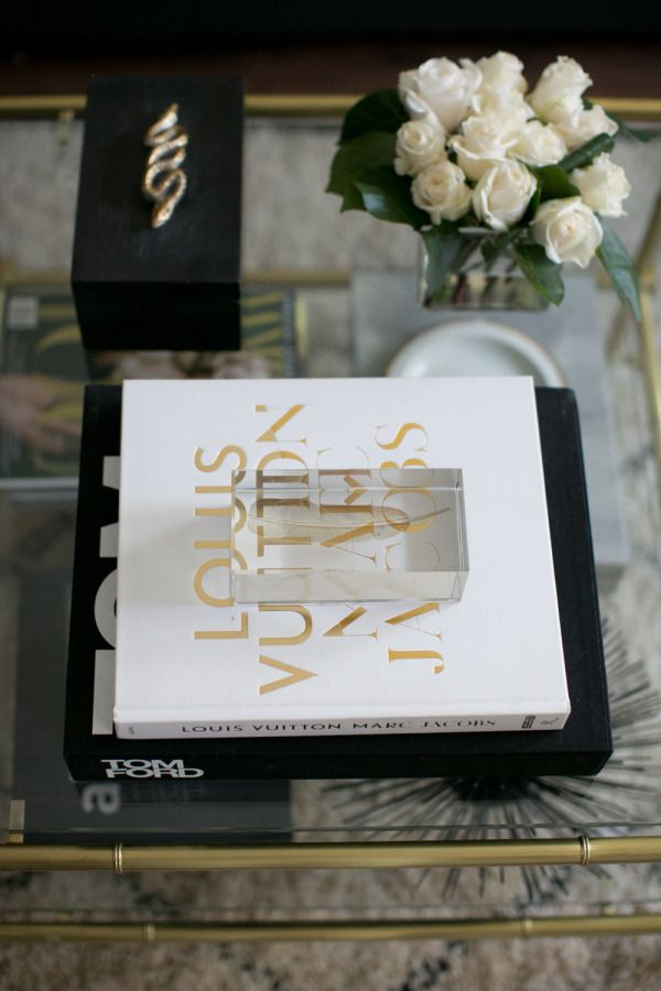 Good Chic U0026 Edgy Home Of Small Shop. Gold Coffee TablesCoffe TableCoffee Table  Book ...
