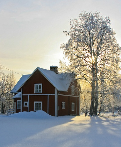 Dalarna, Sweden   Photo by: Marcus Hansson (CC BY)