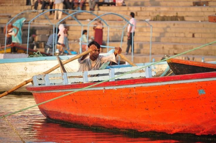 Bénarès - Varanasi