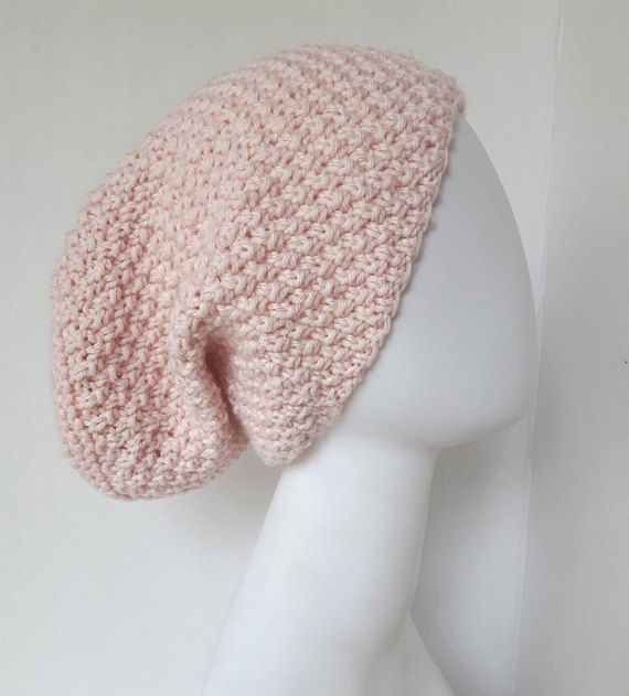 Check out this item in my Etsy shop https://www.etsy.com/ca/listing/496651427/cashmerino-slouchy-knit-beanie-knit-hat