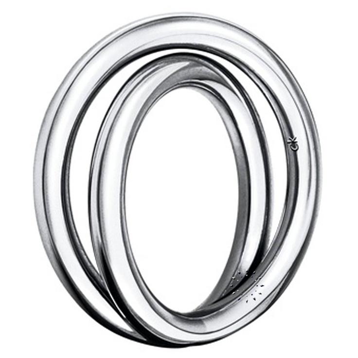 Δαχτυλίδι Continue από ανοξείδωτο ατσάλι της Calvin Klein  57€  http://www.kosmima.gr/product_info.php?manufacturers_id=13_id=17916