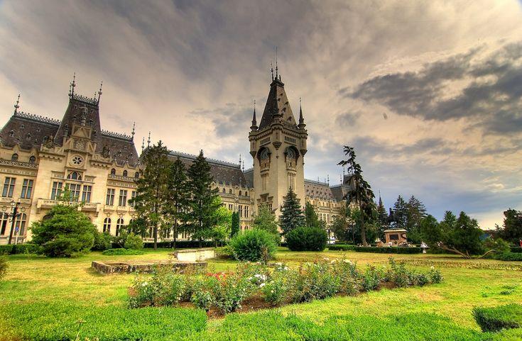 Palatul Culturii din Iaşi, România