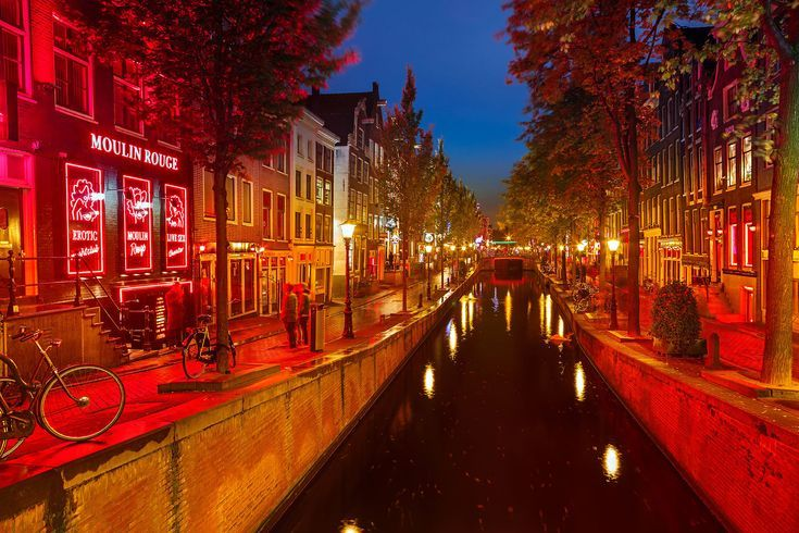 Amsterdam Red Light District 12 Things To Do Amsterdam Red