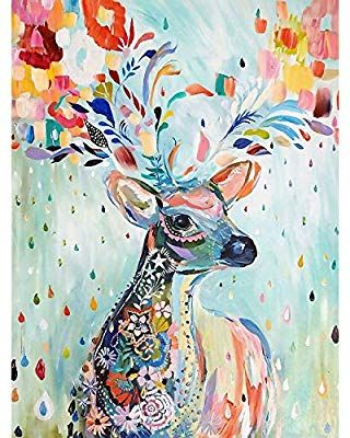 Amazoncom Artoree Diy 5d Diamond Painting By Number Kit For Adult