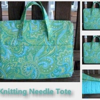 Project Bags to Sew | PatternPile.com
