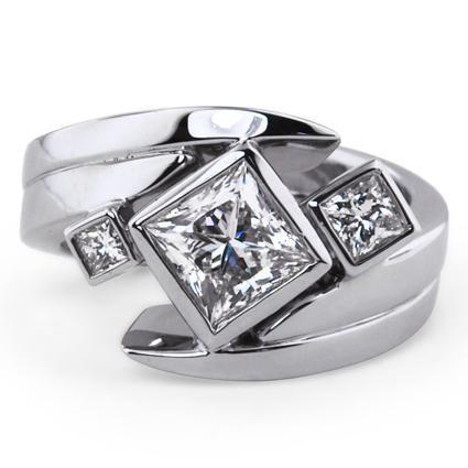 Diamond Engagement Ring Jackets 33