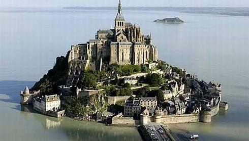 Conan De Rennes I, My 30th Great grandfather.  Burial: Mont Saint-Michel Abbey  Pontorson Departement de la Manche Basse-Normandie, France
