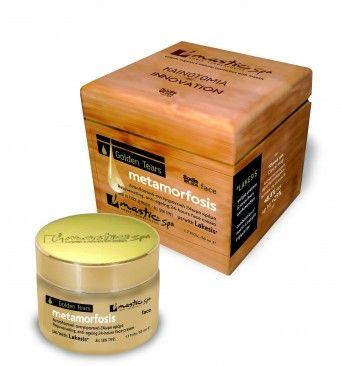 Mastic Spa Metamorfosis with lakesis Anti aging cream