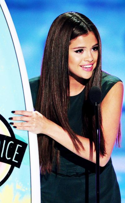 Selena Gomez ♥ Peoples choice awards 2013