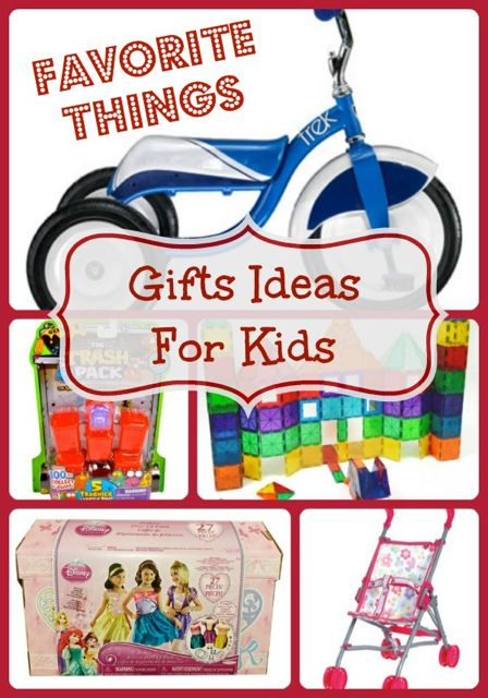 Favorite Things ~ Kid Edition  The favorite toys at our house! Living Solutions Interior Design Blog