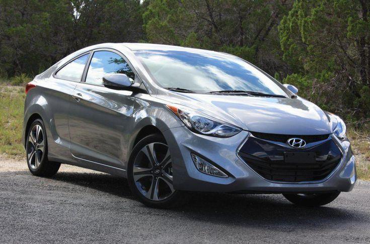 Elantra Coupe Hyundai new - http://autotras.com