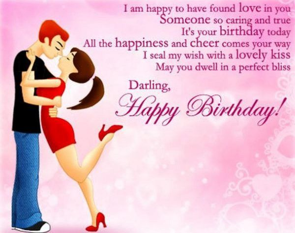 Birthday Wishes For Boyfriend Romantic And Cute Birthday Wishes