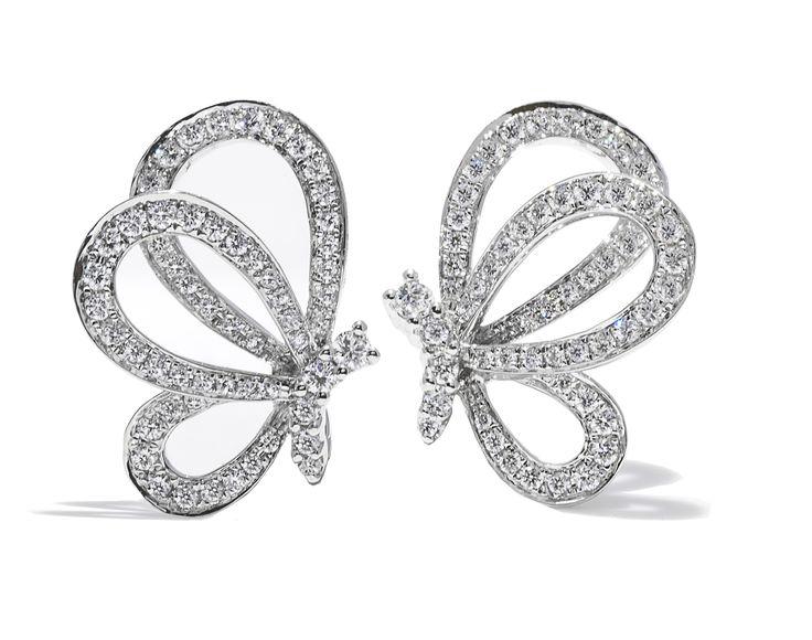 34 best Diamond Earrings images on Pinterest