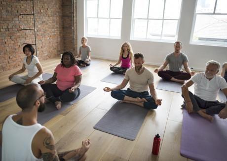 At lære at mærke efter i kroppen har stor effekt på, hvordan man lever med kroniske smerter. (Foto: Shutterstock)