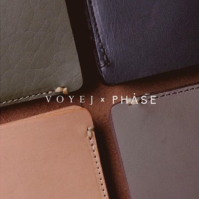 Introducing our first venture into product development. Products that are the collection vision of @phase_id x @voyej, to life through cooperation from the design process to execution and production.  Now available online @thewatchco & @voyej and exclusively at The Watch Co. Plaza Indonesia & @stow_jkt  #phase #thewatchco #voyej