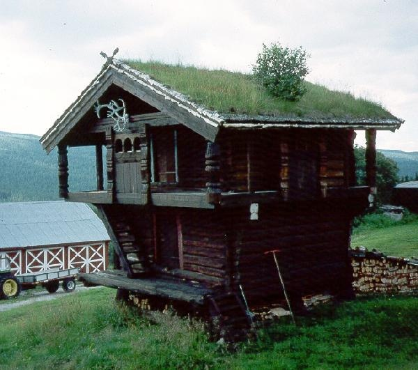 17 best images about living roof on pinterest the roof green roofs and wood storage - Norwegian wood houses ...