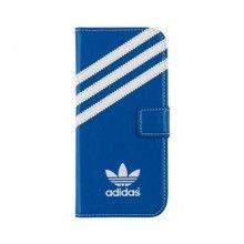 Forro iPhone 5C Adidas Folio Booklet Case Azul  $ 66.900,00