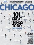 Current issue of Chicago magazine