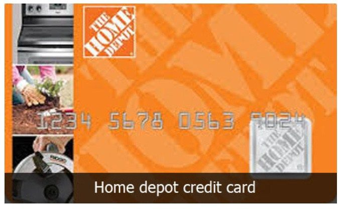 Home Depot Credit Card Home Depot Credit Card Apply and