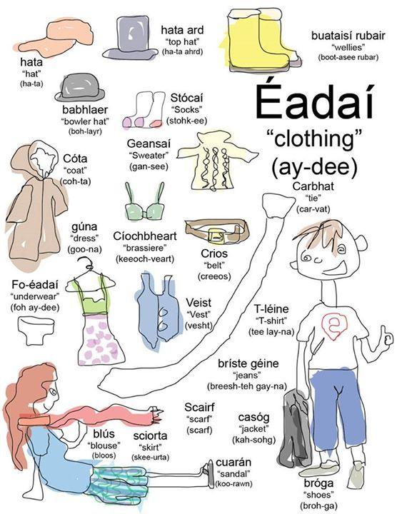 Éadaí