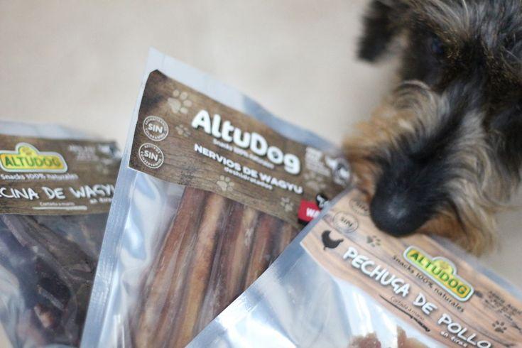 AltuDog, comida natural deshidratada