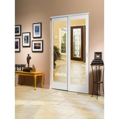 Impact Plus 60 In X 80 In Mir Mel Mirror Solid Core