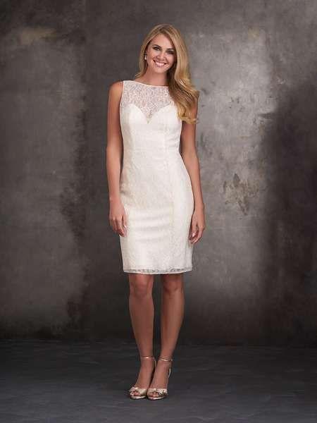 Vestidos de novia cortos: diseños que te enamorarán. ¡Elige el tuyo! Image: 13