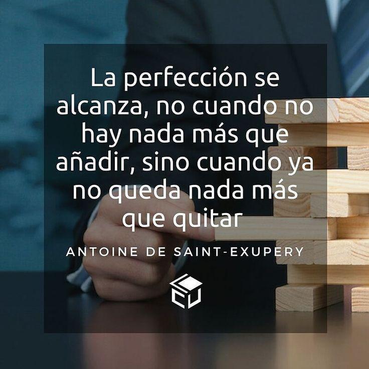 Frases... #LaCuadraU #FrasesLCU #perfection