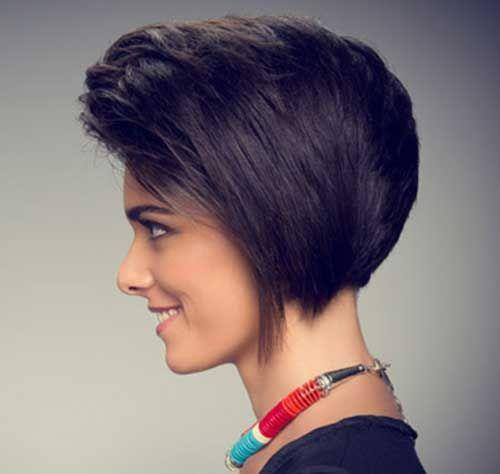 Siyah Kısa Saç