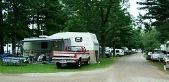 Campers Paradise Inc at Grand Haven, Michigan, United States - Passport America Discount Camping Club