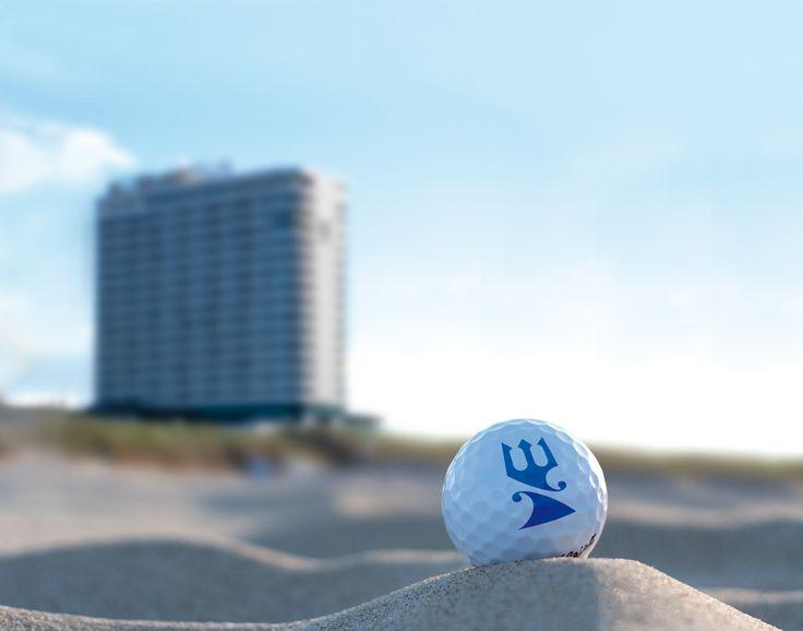 Die pure Lust am Golf spielen an der Ostsee.