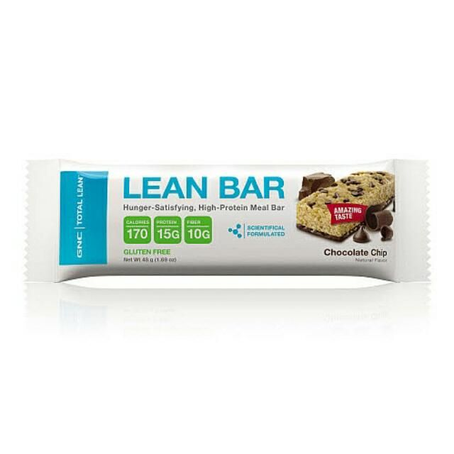 Buy Snack/Meal Replacement Bars  in Singapore,Singapore. GNC Lean Bars Available in 3 flavours. Price quoted inclusive of postage via normal mail. Not responsible for lost mails. Photo of package before mailing will b Chat to Buy